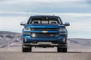 Chevrolet 2016 Silverado Chevrolet Silverado 1500 2016 Motor Trend Truck Of The