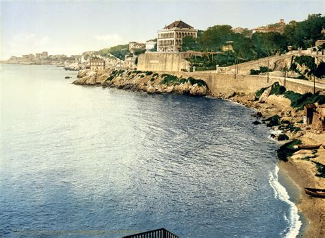 La Corniche by File Flickr Trialsanderrors La Corniche Marseille