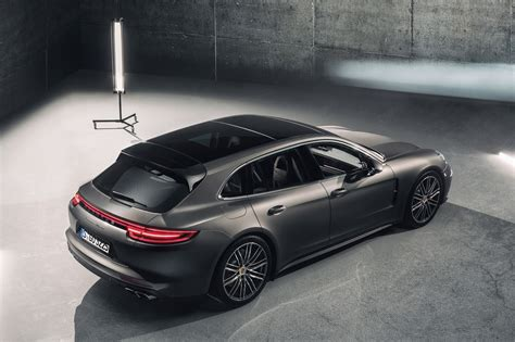 Panamera Sport Turismo by Porsche Panamera Sport Turismo Is The Finest Of Them All