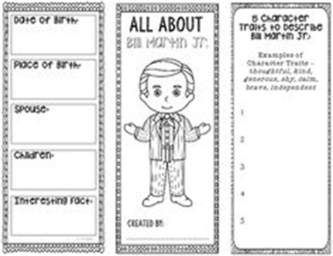 biography brochure templates 1000 images about mrs madison s classroom on pinterest
