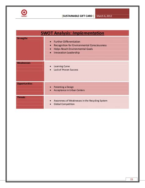 How To Use Target E Gift Card - target communication case study swot analysis