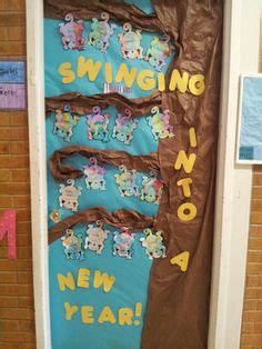 new year decoration names 1000 images about classroom doors on