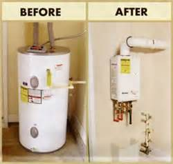 install electric water heater