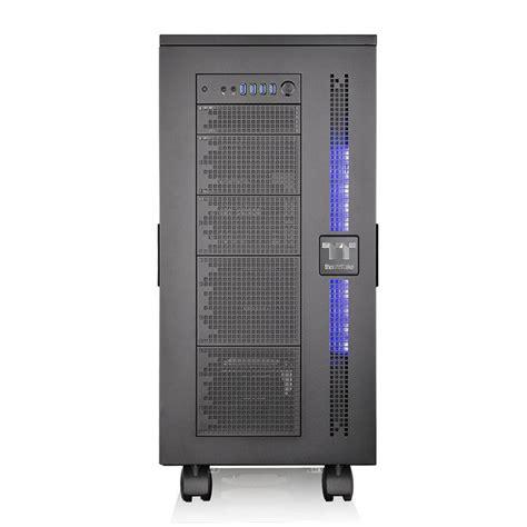 gabinete workstation gabinete thermaltake core w100 super tower negro usb 3 0