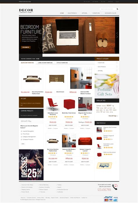 magento themes generator magento themes 100 responsive free and premium