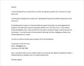 Thank You Letter Leaving Job from tse4.mm.bing.net