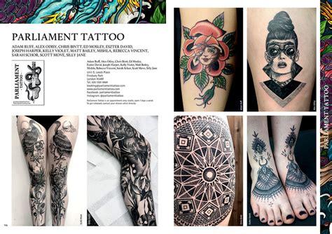 uk tattoo artists uk ireland yearbook 2018 2019
