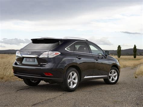 lexus cars 2009 2009 lexus rx 350 wallpapers pictures specifications