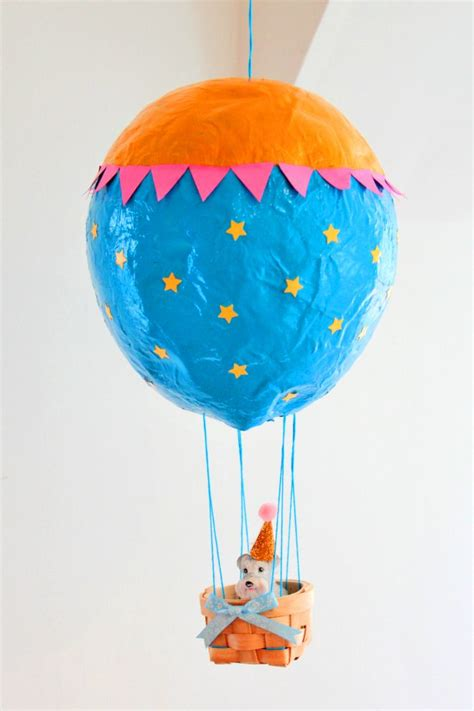 How To Make Paper Mache Balloon - 25 best ideas about paper mache balloon on