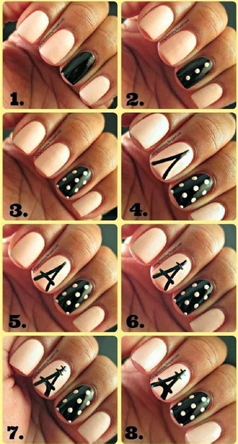 tutorial nail art pinterest 13 pre fall nail art design tutorials gleamitup nails