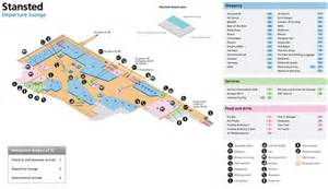 Stansted Airport Floor Plan stansted airport terminal map newhairstylesformen2014 com
