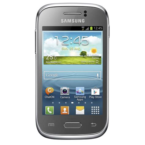 Touchscreen Samsung S6310 Galaxy Blue cellulare smartphone samsung gt s6310 galaxy silver italia nfc android wi fi