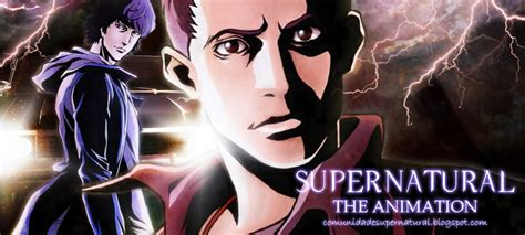 anime supernatural sam and dean supernatural the animation photo 31469907