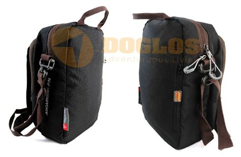 Tas Slempang Travel Pouch Forester Retry jual travel pouch forester aboarigine 01 plus terjual