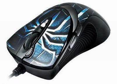Mouse Gaming Macro X7 jual mouse macro a4tech gaming x7 747h spider aksesoris computer murah