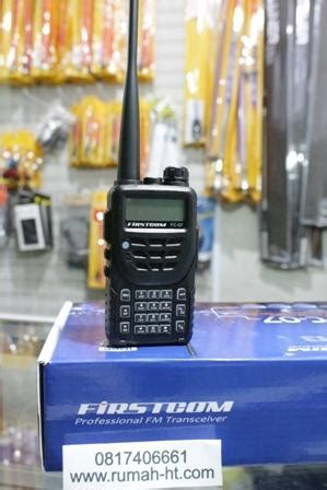 Ht Firstcom Fc 06 Single Band Vhf firstcom fc 07 single band vhf waterproof 187 187 jual alat radio komunikasi ht handy talky