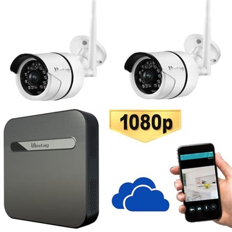 home security wifi outdoor ip cameras 1080p cloud storage