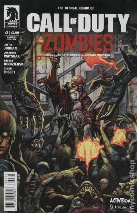 call of duty zombies books call of duty zombies comic books issue 2