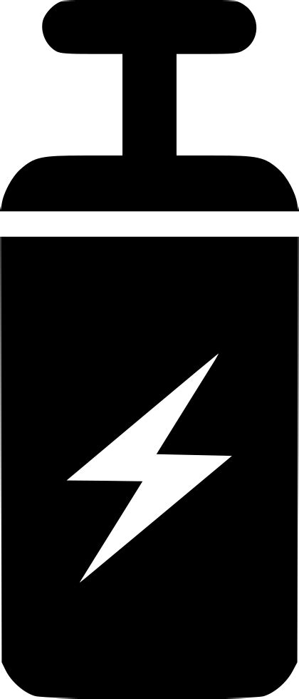nitro power booster svg png icon