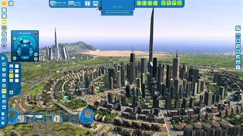 Cities XL Platinum   BUILDING A FUTURISTIC CIRCULAR CITY