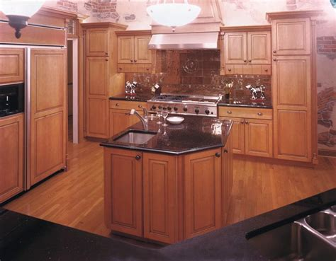 Maple Cabinet Kitchens by China Maple Kitchen Cabinet China Kitchen Cabinet Cabinet