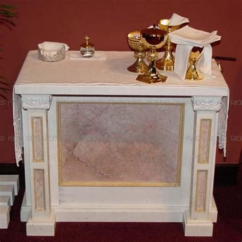 credence tables brackets  carved marble credence table