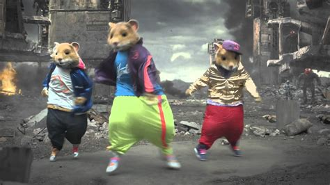 Hamster Kia Commercial Rock Anthem Kia Soul Hamster Commercial Hd
