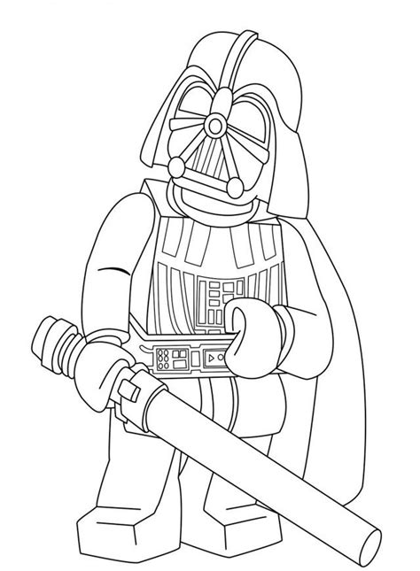 printable coloring pages darth vader darth vader coloring pages to print coloring home