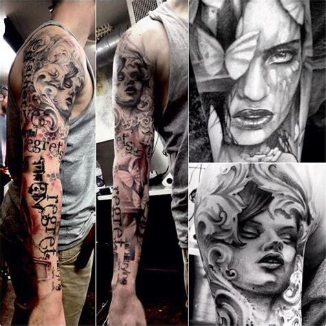 chase tattoo dan quot nine brighton quot ideas