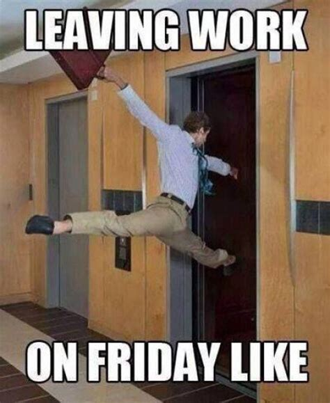 Friday Work Meme - friday funny work quotes quotesgram