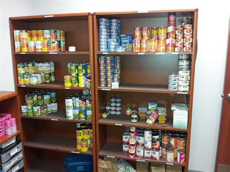 Student Food Pantry by Ac Food Pantry Achieving The No Excuses The Ranger