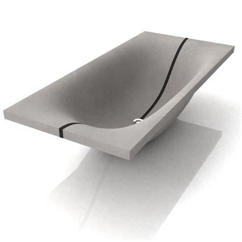 Beton Badewanne beton badewanne wave