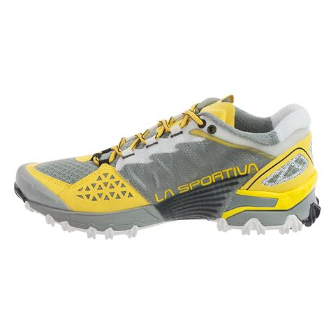 la sportiva shoes la sportiva bushido trail running shoes for save 53