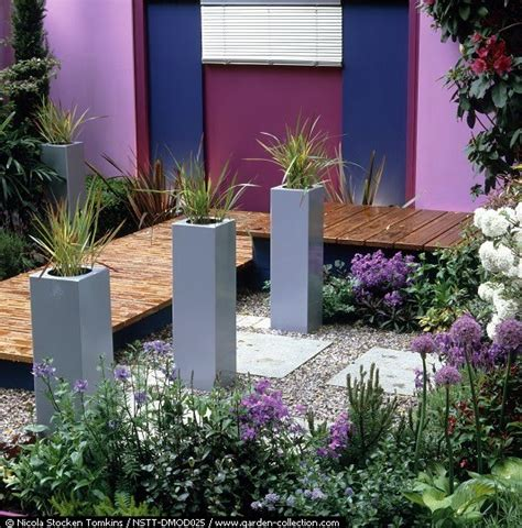 imagenes de jardines minimalistas pequeños caracter 237 sticas de los jardines modernos