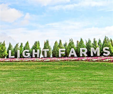 light farms master planned community celina tx