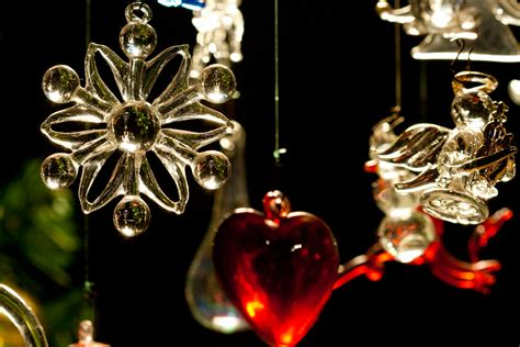 glass christmas decorations in cologne blackie warner