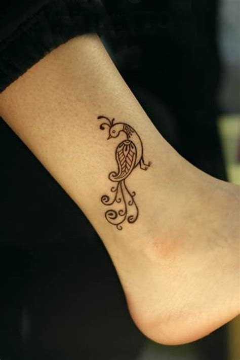 small tattoo photos small ankle henna tattoos makedes