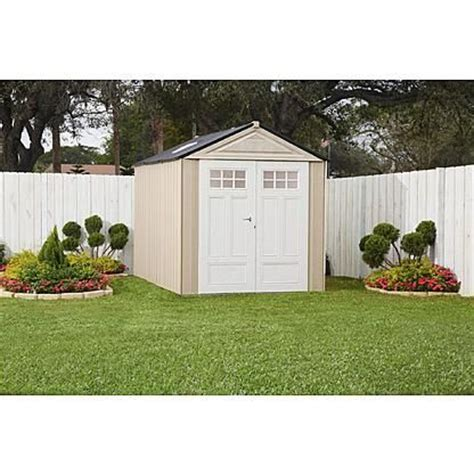 Rubbermaid Roughneck 7x7 Resin Storage Shed by 17 Best Images About Garden Shed Options On