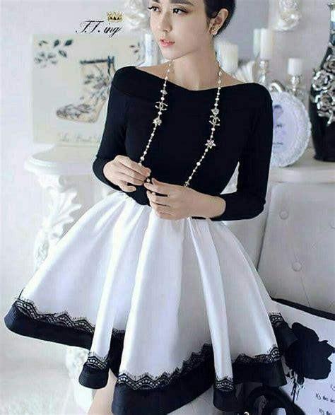 Dres Cantik baju mini dress simple cantik modern model terbaru