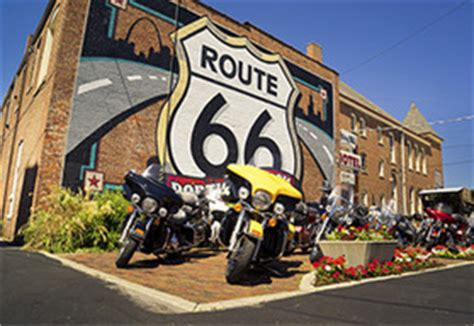 Motorrad Shop St Pölten by Route 66 East Chicago To Albuquerque Motorcycle Tour