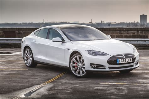 Tesla S P85 Tesla Model S P85 Gallery