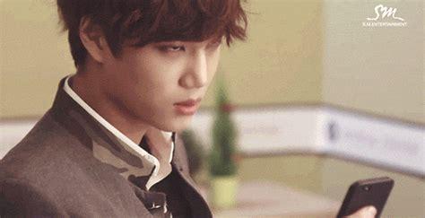 exo kai drama kai and luhan exo photo 36134559 fanpop