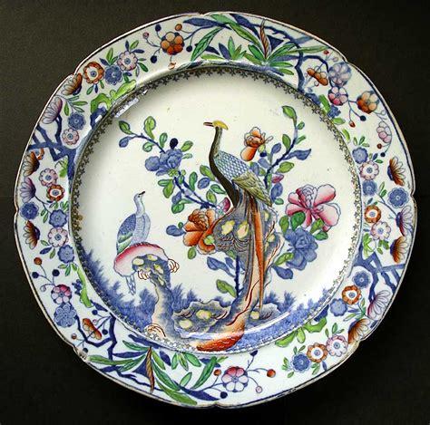 pattern in ceramics mason s ironstone pottery oriental pheasant pattern large
