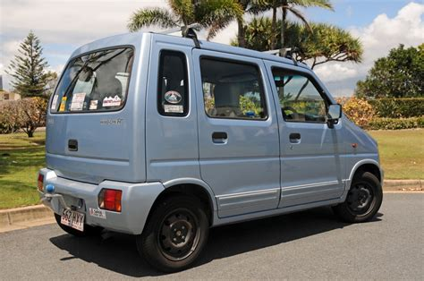 Suzuki Wagoon Suzuki Wagon R King Of The Outback Photos 1 Of 8