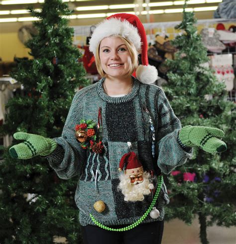 top 10 ugly christmas sweaters durhamregion com