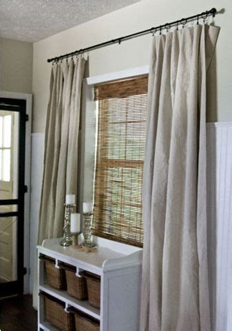 painters drop cloth drapes pin by amanda burkett on chappelle residence pinterest