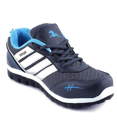 walking sports shoes hego gray walking sport shoes price in india buy hego