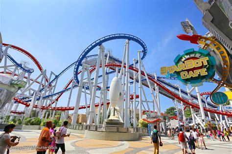 singapore theme parks  rides singapores
