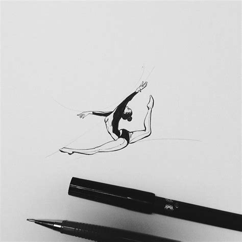gymnastics tattoos best 25 gymnastics ideas on