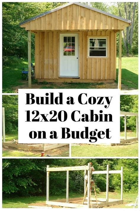 build     cabin   budget  budget diet